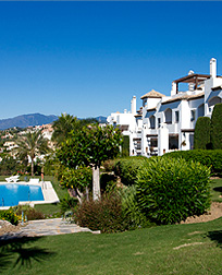Community insurance in Marbella, Spain